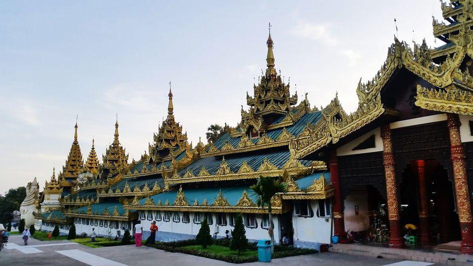 มหาเจดีย์ชเวดากอง Shwedagon