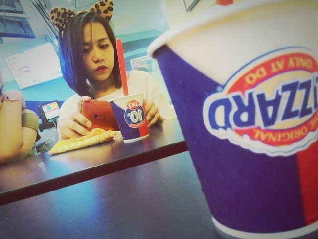 IceCream 💕 DQ Oreo ♥ FirstTime Mall Relaxing Icecream🍦 DairyQueen