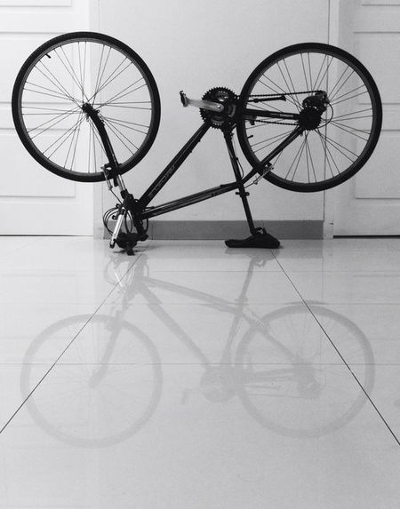 Simplicity Blackandwhite Light And Shadow Fixed Gear