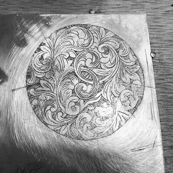 Workbench Handmade Metalsmith Engraving Handmade Jewellery Jewelrydesign Taipei