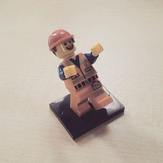 Emmet <3 LEGO Legomovie Emmet