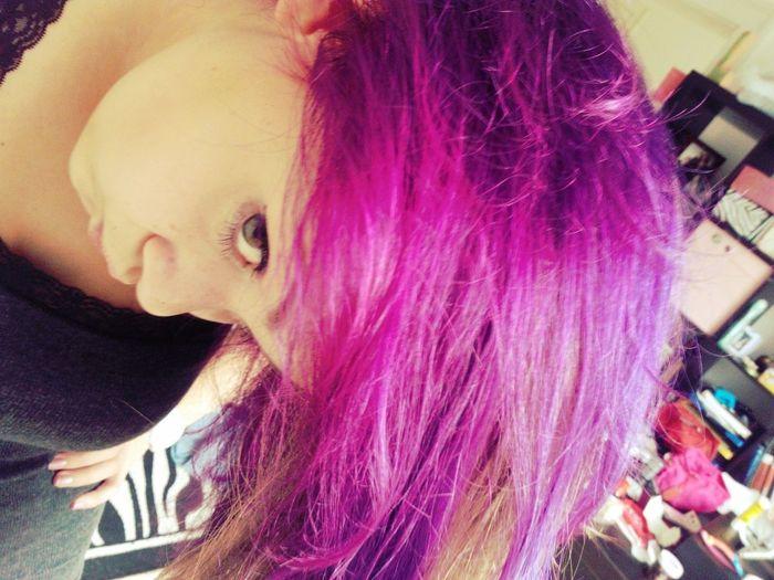 Dying Hair