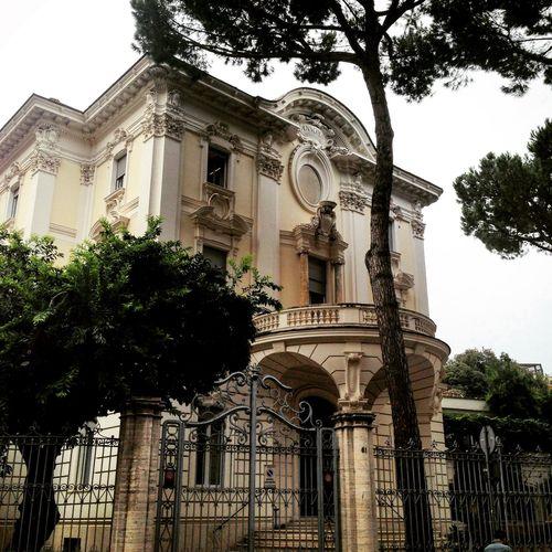 Roma Rome Architecture