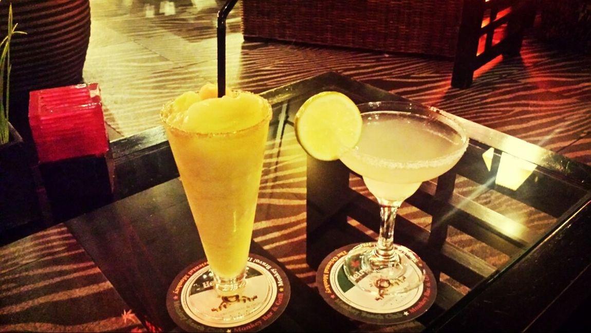 Monkeybar Enjoying Drinks !! Tenerife Enjoying Life Travel