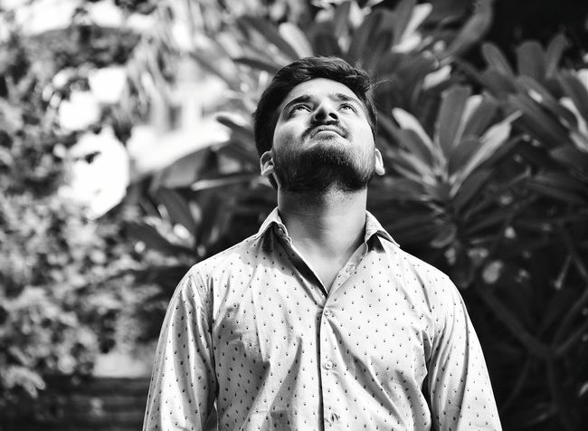 A Ray of Hope Portrait Portrait Of A Friend Portrait Photography Black And White Portrait Black And White Showcase: December Vscocam Snapseed Nikon D3200 Getting Creative Nikonphotography EyeEm Best Edits EyeEm Masterclass People Photography Monochrome Black&white
