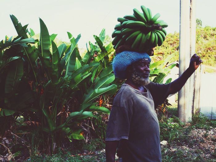 Old But Awesome Man Jamaica Jamaican Mountains Local Food Funny Funny Faces Goofy Awesome Mountain Walking Around Walking Walk Life Candid Old Culture Cultures Caribbean Islandlife Thirdworld Showcase: December Country