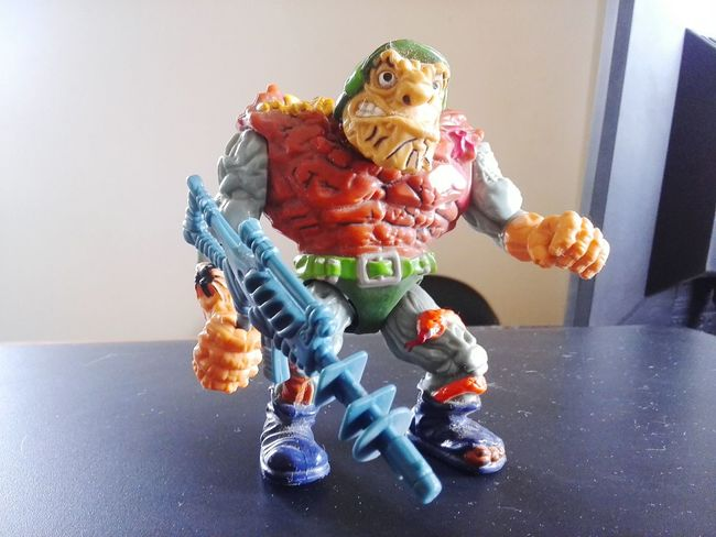 Toy Ninja Turtles Rocky Colour Of Life