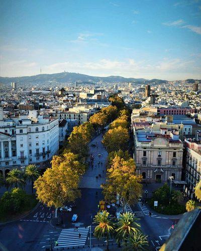 City Tourism Barcelona♡♥♡♥♡ Barcelonagram Barcelonalove Barcelona Barcelona Streets Larambla Cityscape Huaweiphotography HuaweiP9 Huawei Photography HuaweiP9Photography Huawei P9 Photos Mobilephotography