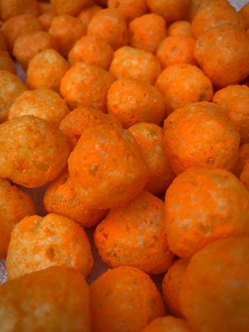 The Week On EyeEm Cheese Balls  Food And Drink Food Large Group Of Objects Close-up Ready-to-eat Full Frame IPhone Photography Pattern Orange Color El Cajon Ca. Salty Food