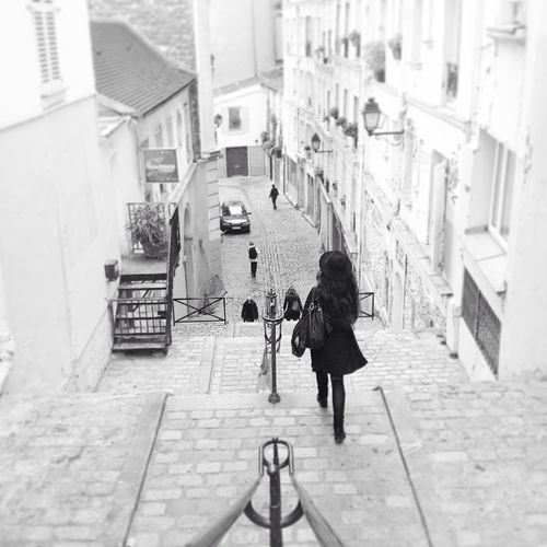 Montmartre Abbesses Streetphotography