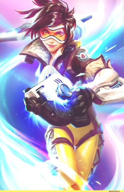 Overwatch Tracer Overwatch Tracer Lena Oxton Lena Oxton