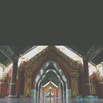 The Grand southern Gate of the World biggest Book. Grand Gate Kuthodawpagoda Kuthodaw Royalmerit Pagoda Temple Buddhist Buddhism Mandalayhill Mandalay Myanmar Burma Igersmandalay Igersmyanmar Burmeseigers Exploremyanmar Goldenland Zawth Mobilephotography