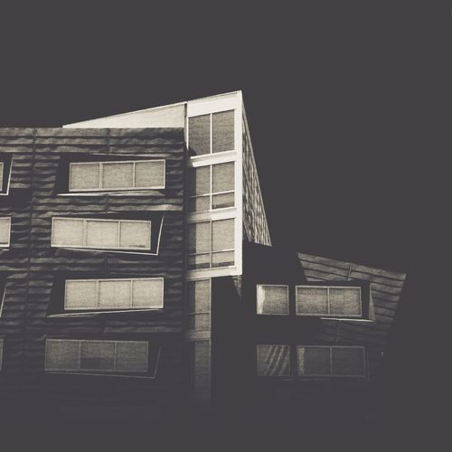 Blackandwhite Architecture Monochrome Architectural Detail