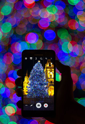 50mm F1.8 Bokeh Bokeh Photography Bokehlicious Canonphotography Christmas Christmas Around The World Christmas Lights Close-up Day Human Body Part Human Hand Indoors  Mobile Phone One Person People Photography Photography Themes Portable Information Device Samsung Smart Phone Fresh on Market 2016 Showcase: December Budapest Night