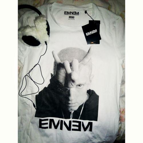 Hayranlarımdan hediyeler bitmiyoor ?? nasıl güzeller ya bayıldımm Eminem ♥ STAN Rapgod Marshall Mathers
