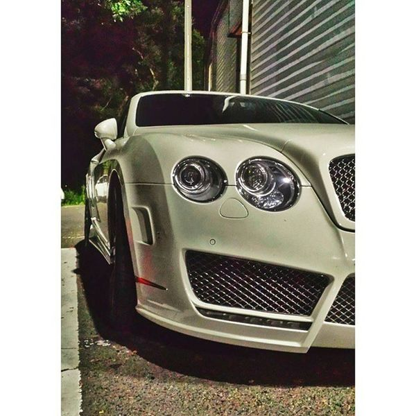 Bentley Continentalgt Mansory British
