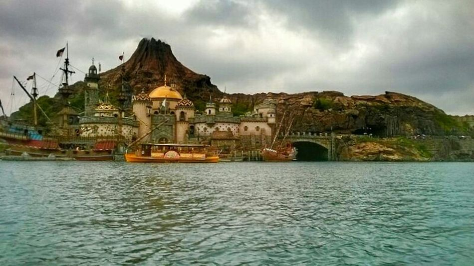 DisneySea Japan Island
