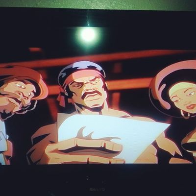this is my show!!!!! Black dynamite is that Nigga lbvs