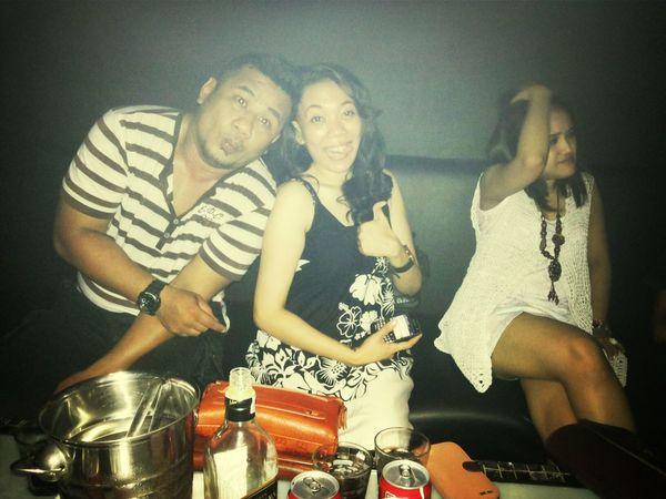 with myra..