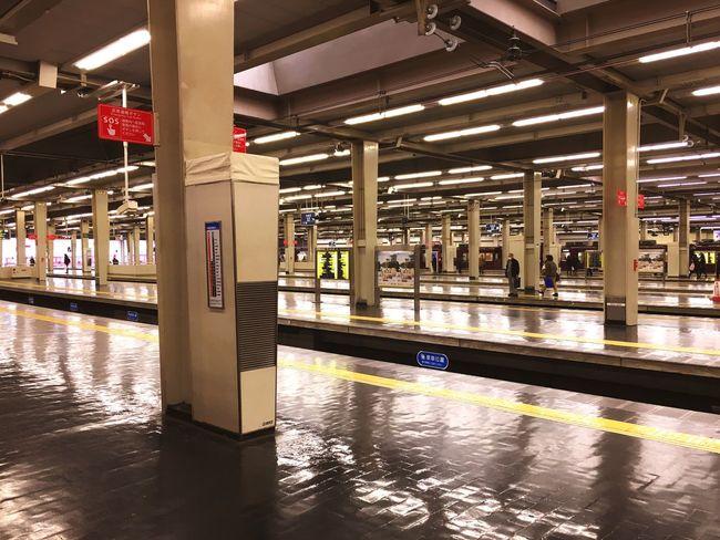 Umeda Station 梅田駅