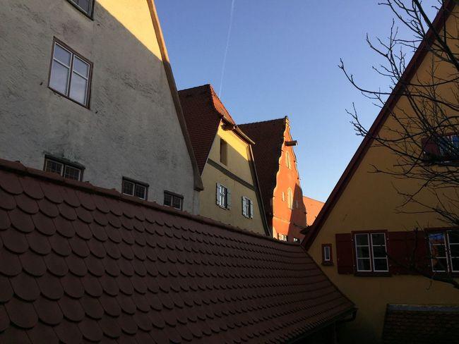 Sunrise in Dinkelsbuhl Germany🇩🇪