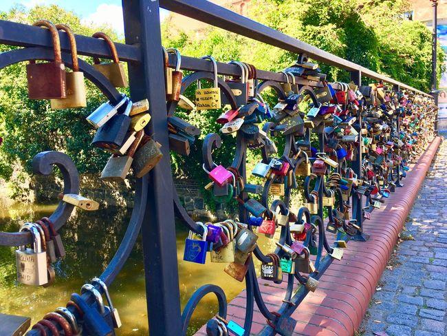 Colour Of Life Lovers Bridge