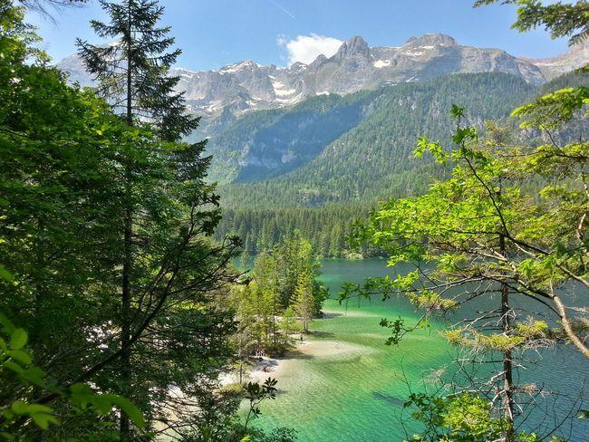 Dolomites Lake Mountain Holidays