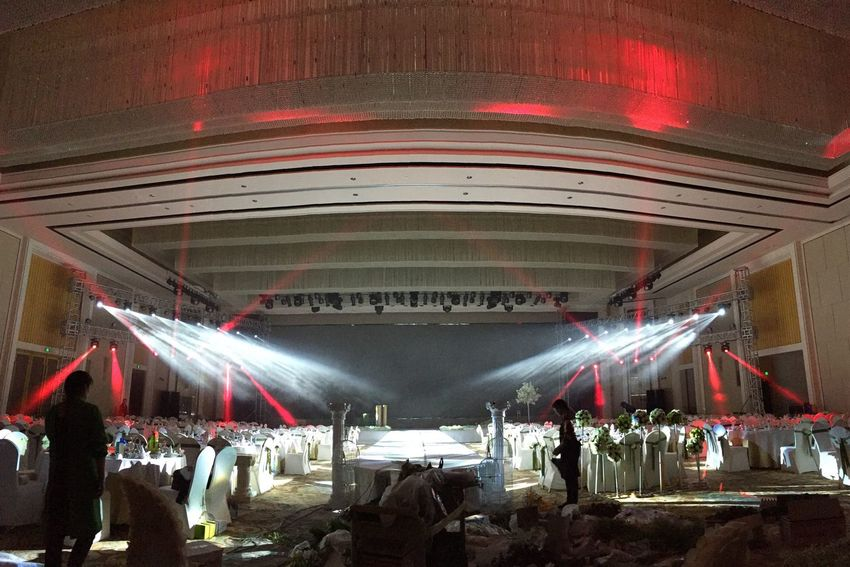 The Wedding Lighting Design