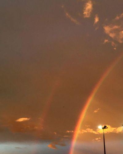 Rainbow/Arco-íris