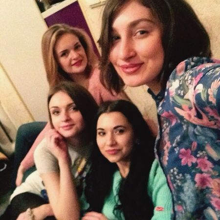 Ukrainian Girl Girls Party телкатуса Onetwothreedrink Friendship Alcoparty Taking Photos Friends Beuty GirlsNight