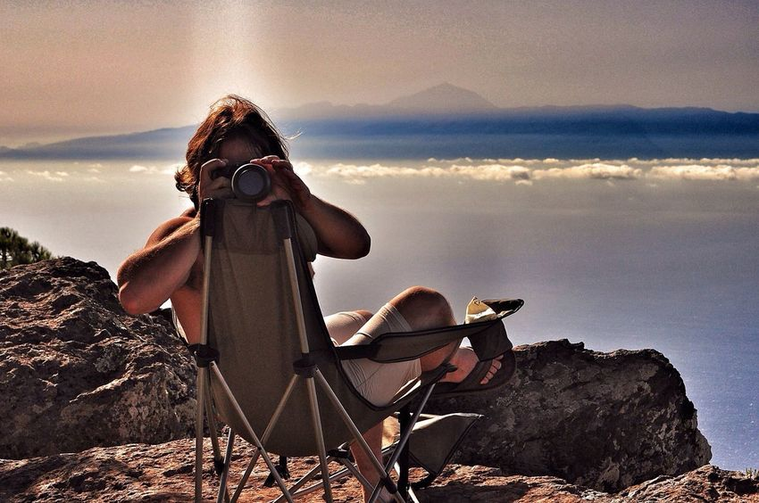 Photographer Canary Islands Gran Canaria El Teide, Tenerife
