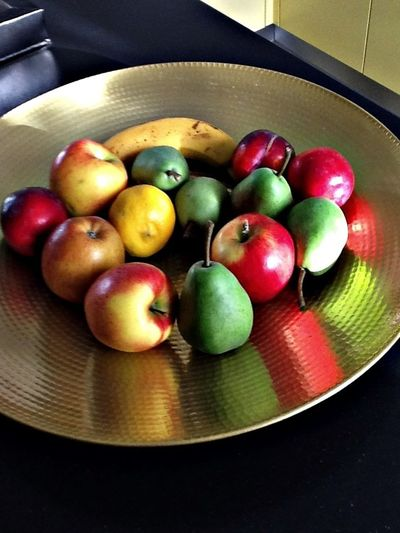 Fruits Colours Food My apples and pears