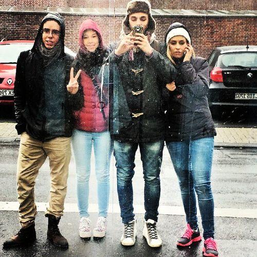Friendsintrip Germany Colonia Cifacciamosemprericonoscere roadtoHolland cold