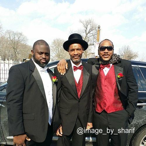 Wedding Day Family❤ Fatherandson 215 #philly #photoshootfresh