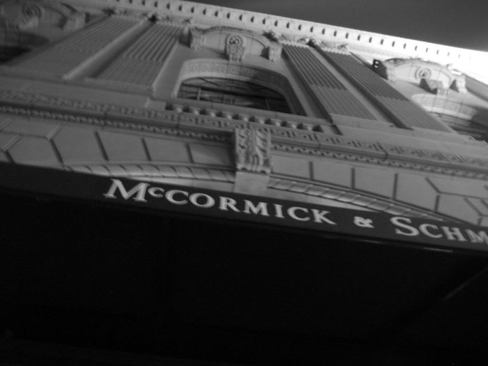 Miss this place... Mccormickandschmicks
