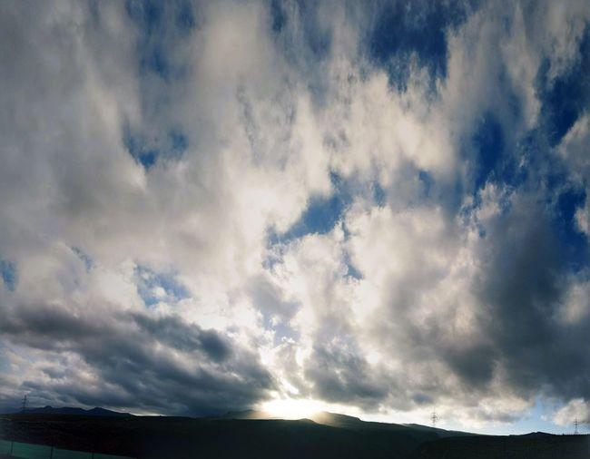 Water Sky Cloud - Sky Landscape Sky Only Cumulus Cloud