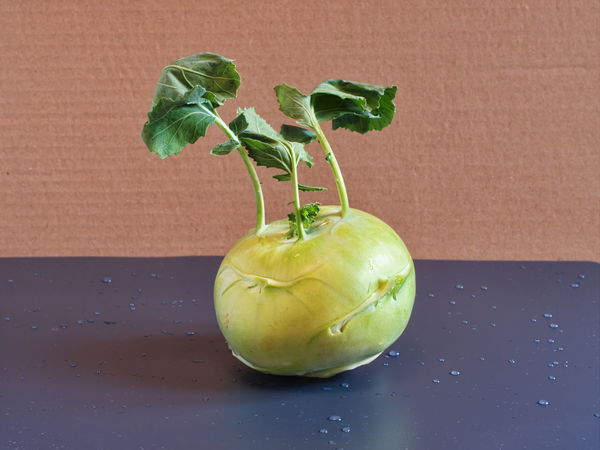 Fresh kohlrabi vegetable for healthy eating Kohlrabi Food And Drink Freshness Healthy Eating Fruit Food Green Color Indoors  Plant Table Leaf Wellbeing Plant Part Close-up Plant Stem No People Still Life Nature Single Object Vegetable Digestive System Vitamin And Mineral Digestive Health Immune System