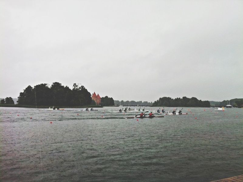 so proud of Lithuanian boys. Rowing competition.