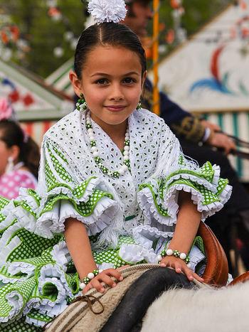 Feria de Abril de Sevilla. Sevilla Andalusia Andalucía Seville Caballos Fotocallejera Feria De Abril