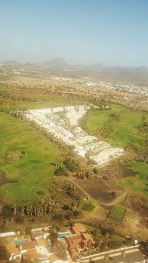 Golf Course Water Beach Rural Scene Tree Aerial View Hill Golf Sky Grass Volcanic Landscape Volcanic Rock