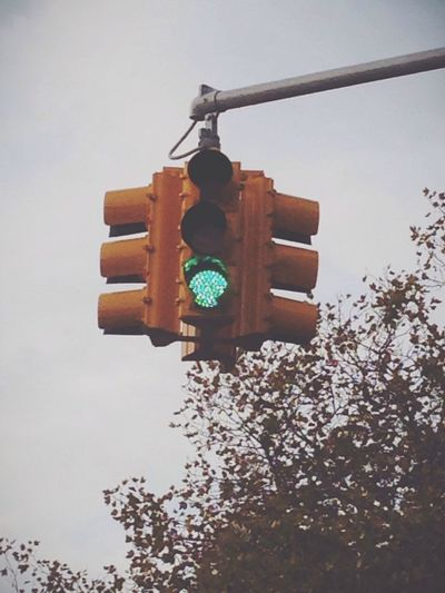 """I learned that life is a long and difficult road, but you have to keep going, or you'll fail if you stop"" Greenlight Trafficlight Go Dontstop"
