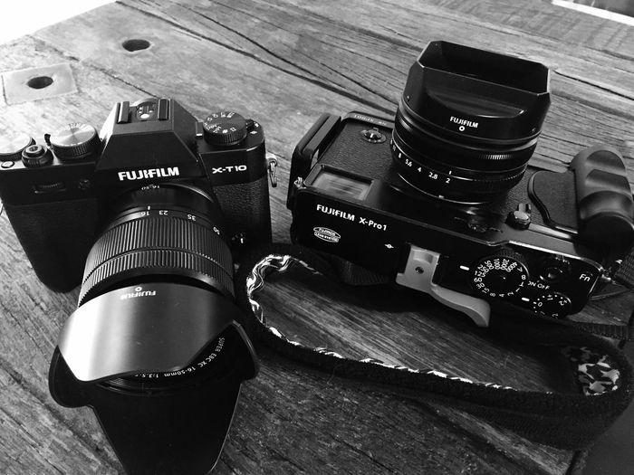 Fujifilm gear