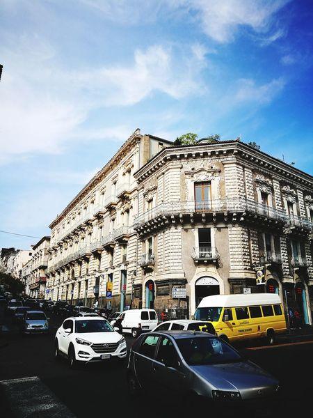 Building Exterior Barocco Architecture