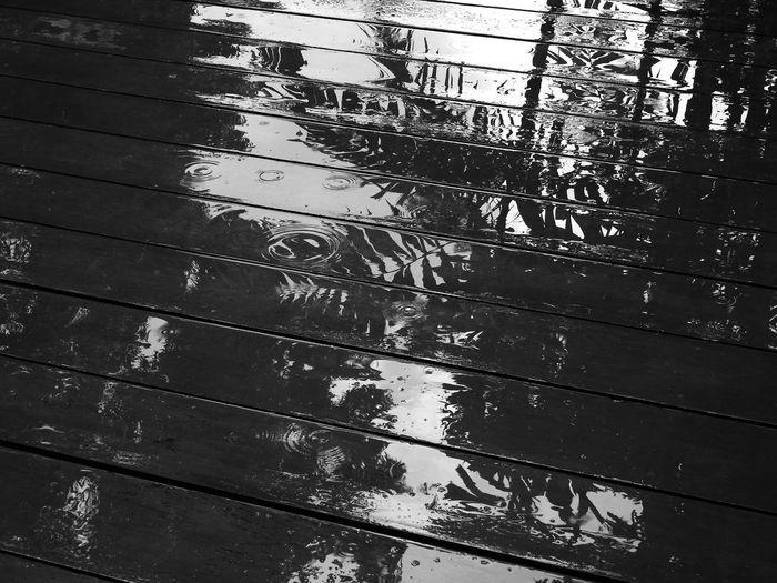 Wood Deck Wood