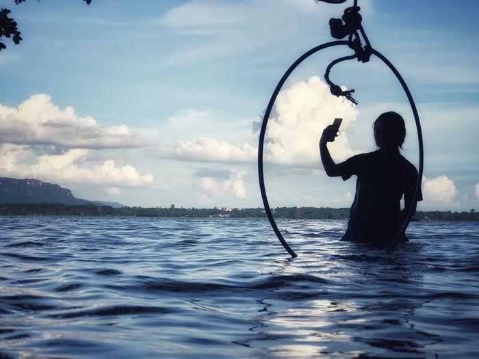 Circular swings