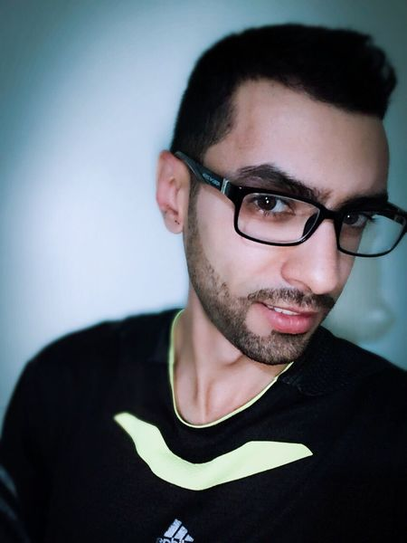 Portrait Self Portrait Selfie Smile Glasses
