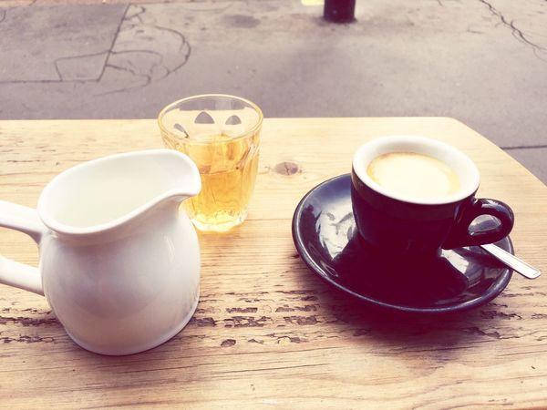 Espresso Baked Goods Coffee Break