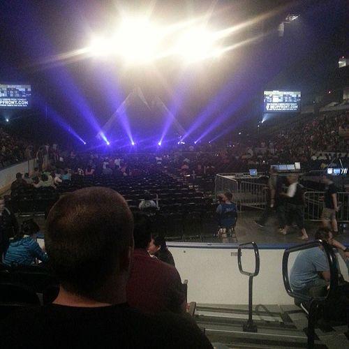 Stage is set and ready. @hillsongUnited...waiting to experience God s Glory tonight. IAmAnUnapologeticChristian Christian worship JesusIsMySavior Jesus savedbygrace