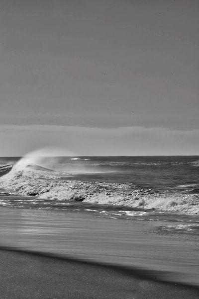 El mar relaja Nikon D90 Holidays Villa Gesell Beach Photography