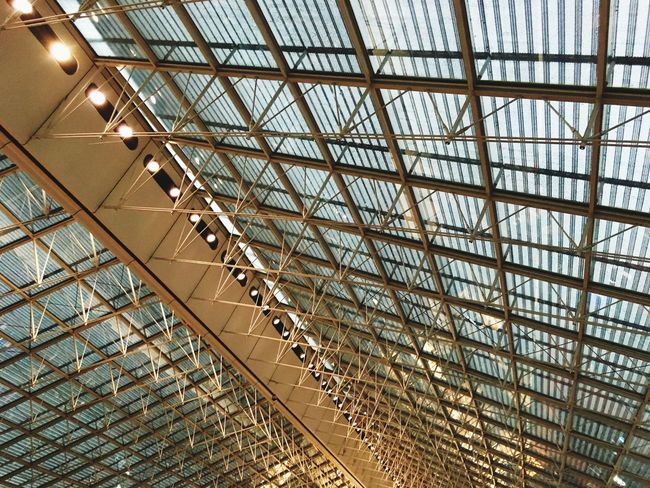 Structure Architecture Architecture_collection Cdg Airport Paris Roof France Metal Glass Light Transparent The Architect - 2016 EyeEm Awards